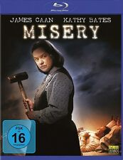 Blu-ray MISERY # v. Stephen King, Kathy Bates, James Caan ++NEU