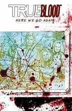 True Blood Volume 6: Here We Go Again McMillian, Michael Hardcover