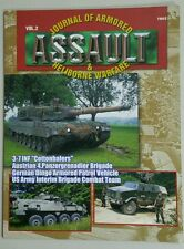 Concord Publication: JOURNAL OF ARMORED ASSAULT & HELIBORNE WARFARE VOL. 2
