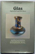 GLAS JUGENDSTIL ART DEKO BANGERT 1979 auf 160 Seiten viele Fotos