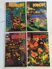 SCORPIO ROSE (1983) #1 + 2 COMPLETE MINI SERIES