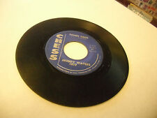 Muddy Waters Going Home/Tough Times 45 RPM Chess Records VG-
