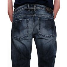 Zathan 885K Boot Cut Diesel Jeans Men New Blue