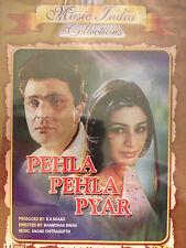 Pehla Pehla Pyar, DVD, Music India Collections, Hindu Lang, English Sub, New
