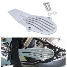 For For V-Star 650 1100 Classic Custom CHROME Aluminum Drive Shaft Cover