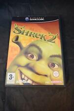 Nintendo Gamecube Shrek 2 Game Boxed With manual