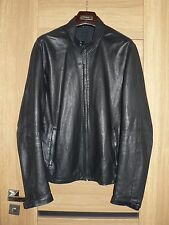 Rare Gucci by Tom Ford Spring Summer 1999 Runway Leather Biker Jacket
