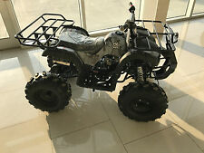 New 125cc Utility ATV Automatic with Reverse & Metal Racks. Headlights -FREE S/H