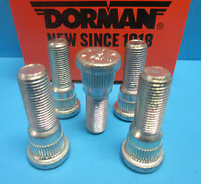 Set 5 Brand NEW Wheel Lug Studs Replace Dodge Jeep OEM# 6101741 Rear Made in USA