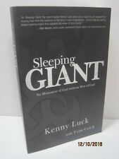Sleeping Giant: No Movement of God Without Men of God by Kenny Luck