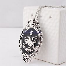 HOT Charm Pendant Chain Necklace Sweater Chain For Alice Rosalie Cullen Family