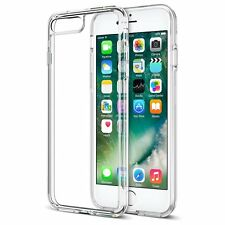 For Iphone 7 Plus Case Thin Clear Tpu Silicon Soft Rubber Back Cover