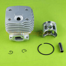 54MM Cylinder Piston Ring Pin Assembly Kit For Husqvarna 181 281 288 Chainsaws