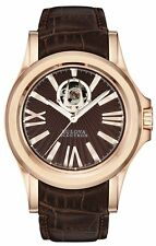 Accutron Kirkwood 64A102 Men's Swiss Made Open Heart Automatic Watch $1195 NEW