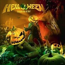 HELLOWEEN-STRAIGHT OUT OF HELL-CD-BRAND NEW will combine s/h