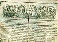 Newspaper  !!! SECESSION SOUTH CAROLINA WITHDRAWS FROM THE UNION !!!! 1860