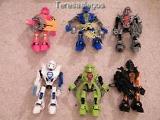 Lego Assembled HERO FACTORY Figures 6 7164 7165 7167 7168 7169 7170 Bionicle