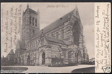 Lancashire Postcard - Mosley Hill Church  RS300
