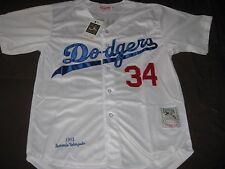 L.A. DODGERS FERNANDO VALENZUELA COOPERSTOWN COLLECTION JERSEY SIZE 48 LARGE