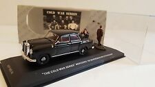 """Ixo / Replicars """"Cold War Series"""" - Mercedes 180 Bundesnachrichtendienst (1/43)"""