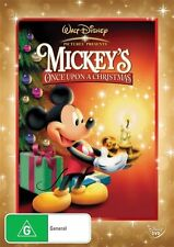 Mickey's Once Upon a Christmas * NEW DVD *