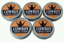 5 Pack Western Rodeo Cowboy Cowgirl Coffee Chew Tobacco Energy Boots Hats Spurs