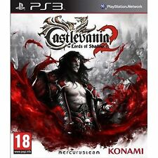 Castlevania: Lords of Shadow 2 PS3 UK PAL SEALED ENGLISH Sony PlayStation 3 NEW
