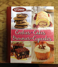 4 in 1 Cookies, Cakes, Brownies, Cupcakes by Favorite Brand Name Recipes #4082