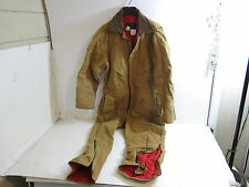 ZERO ZONE BY WALLS PREMIUM INSULATED APPAREL COVERALLS SIZE LARGE SHORT 42-44