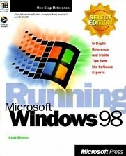 Running Microsoft Windows 98 Stinson, Craig Paperback