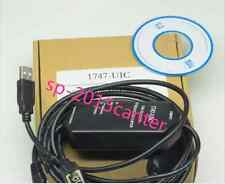NEW IN BOX Allen Bradley SLC500 1747-UIC USB to DH-485 USB PLC Cable xhg04