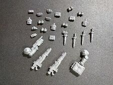 Warhammer 40k Militarum Tempestus Scion / Command Medi / Arms / Accessories Bits