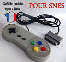 Manette de Jeu pour Console Super Nintendo / Super Nes / SNES (NEUF) System