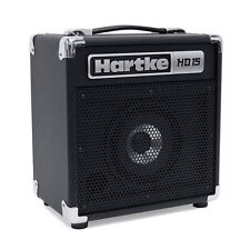 Hartke HD15 15-Watt Bass Combo Amp Practice Small Venue Gig Bedroom Amplifier