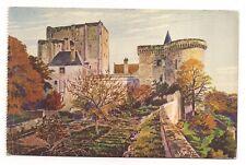 chateaux de la loire  château de loches  le donjon et la tour louis XI