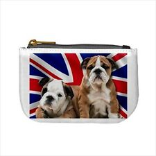 New English Bulldog Mini Coin Purse Free Shipping
