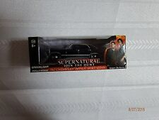 LootCrate September 2015 Supernatural Dean's 1967 Chevrolet Impala 1:64 Die Cast