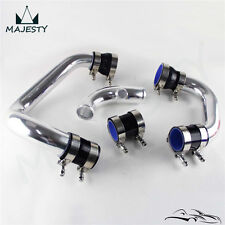 For Audi A4 1.8T B5  Upgrade Bolt On Front Mount Intercooler Piping Kit 98-01 BK