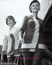 "PSA AIRLINES STEWARDESSES - 8"" by 10"" REPRINT PHOTO"