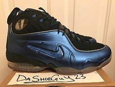 DS NIKE AIR 1/2 CENT sz 9 344646 401 VARSITY  ROYAL GALAXY PARANORMAN POSITE