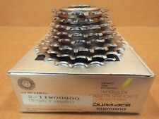 New-Old-Stock Shimano Dura-Ace HyperGlide (HG) 8-Speed Cassette - 13x23