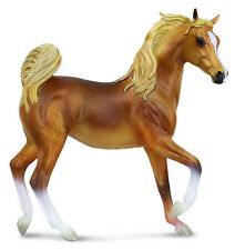 *NEW* CollectA 88475 Arabian Mare Golden Chestnut Horse 12cm tall