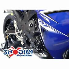 Yamaha 2009-14 YZF-R1 Shogun S5 Carbon Frame Sliders No Cut Version