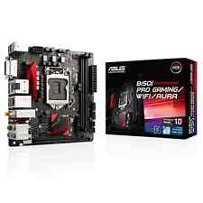 ASUS B150I PRO GAMING/WIFI/AURA Intel LGA1151 ITX Motherboard USB 3.0 and SATA 3