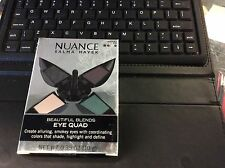 Salma Hayak Nuance Eye Quad #840377 Smokey #075