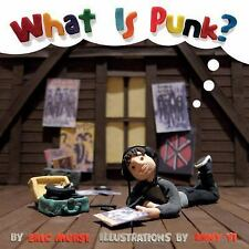 What Is Punk? by Eric Morse (2015, Hardcover)