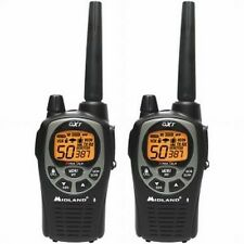 NEW Midland X-Tra Talk GXT1000VP4 Two Way Radio 36 Mile 50-Channel Pair