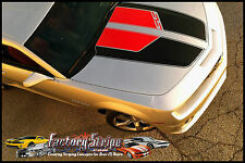 CHEVY CAMARO SS ANNIVERSARY FACTORY STRIPE GRAPHIC DECAL KIT 2010 2011 2012 2013