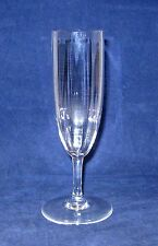 Baccarat Montaigne Optic Champagne Flute