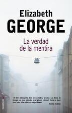 La Verdad de la Mentira by Elizabeth George (Paperback)